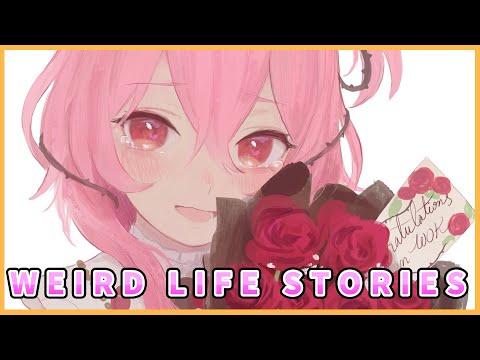 SAYING ALL MY WEIRD LIFE STORIES 【NIJISANJI EN | ROSEMI LOVELOCK】