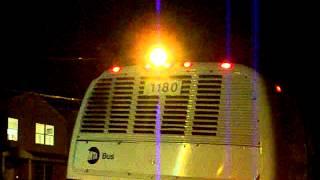 MTA Bus 1994 TMC RTS 1180 ex Jamaica Buses 3838