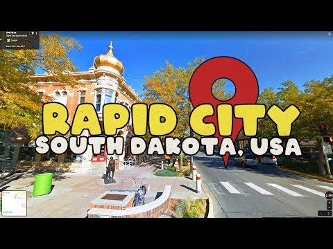 Virtual Touring Rapid City, South Dakota