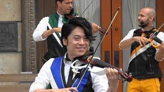 USJ ヴァイオリン・トリオ2017 7.24 10:50 1回目