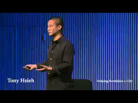 Tony Hsieh Learns Culture Is Job One at Zappos