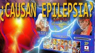 ¿Los videojuegos causan epilepsia?