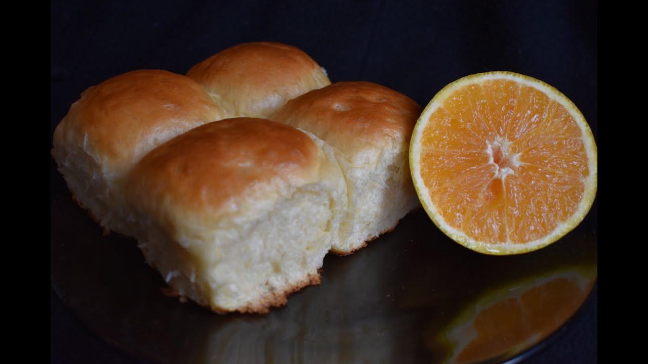 Colchones de naranja (Receta fácil y deliciosa)