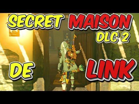 SECRET MAISON DE LINK - ZELDA BREATH OF THE WILD (FIN ALTERNATIVE DLC 2) #371