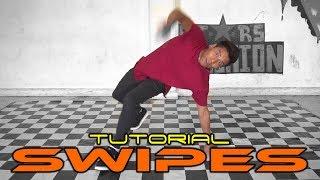 Breakdance en Español   Swipes Power Moves Básicos    Dance On Fire 👟🔥