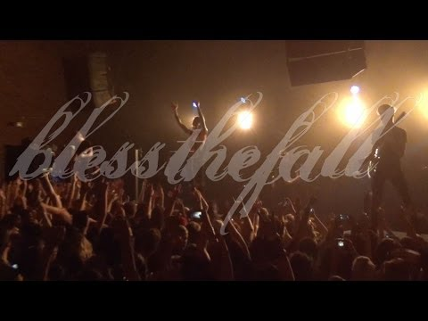 Blessthefall - FULL SET LIVE [HD] - The Hollow Bodies Tour 2014