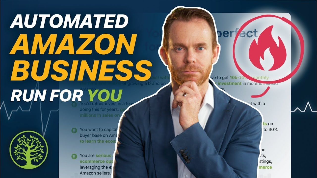 Amazon Automation | FBA business run for you?!