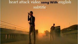 Download ENRIQUE IGLESIAS HEART ATTACK WITH ENGLISH SUBTITLE