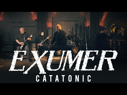 "Exumer ""Catatonic"" (OFFICIAL VIDEO)"