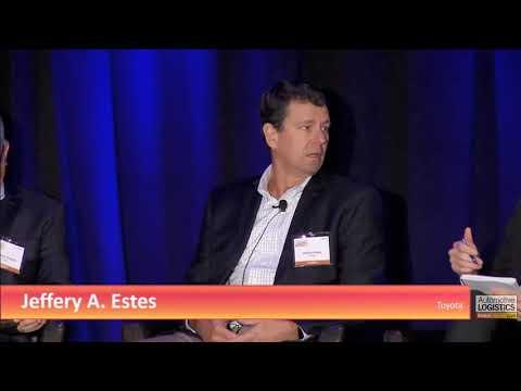 SESSION 7: Innovation in automotive logistics