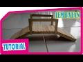 Cara Membuat Miniatur Jembatan dari Stik Es Krim - IniCaraku