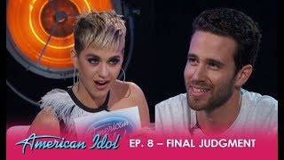 Is The Katy Perry LOVE Story Over? Katy Finally Chats With Trevor About It  | American Idol 2018 Video
