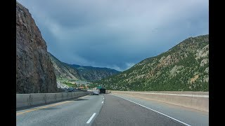 18-04 Colorado I-70 Eastbound (Video 15-39 Remix)