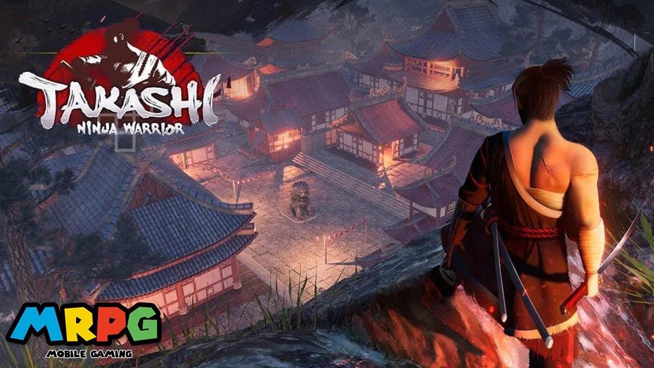 Takashi – Ninja Warrior – Game OFFLINE Nhập Vai Hành Động CỰC NHẸ với chất lượng đồ họa CONSOLE