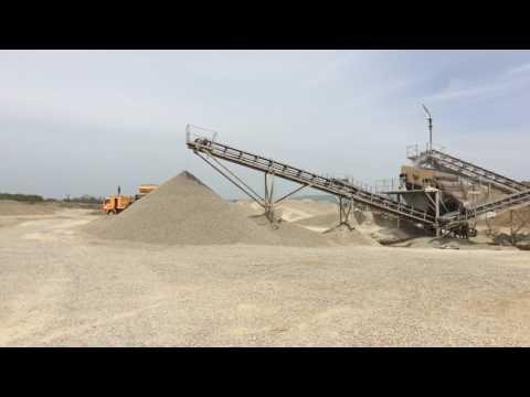 Производство гравийного щебня, отсева, песка в Ставропольском крае