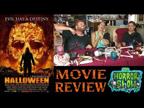 """""""Halloween"""" 2007 Rob Zombie Horror Movie Review featuring The Death Twitch – The Horror Show"""
