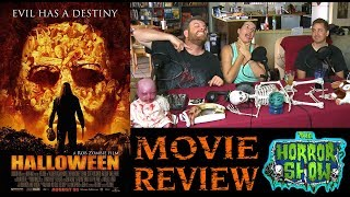 """""""Halloween"""" 2007 Rob Zombie Horror Movie Review featuring The Death Twitch - The Horror Show"""