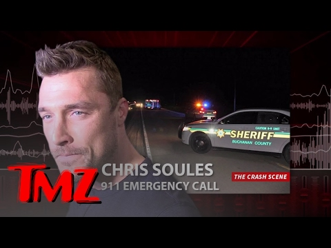 CHRIS SOULES MADE 911 CALL AFTER CRASH Checked Victim's Pulse  TMZ