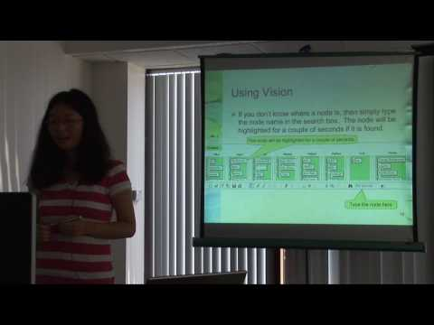 Vision Based Scalable Workflow Development Using Web Services