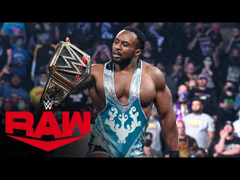 Big E cashes in to become WWE Champion: Raw, Sept. 13, 2021