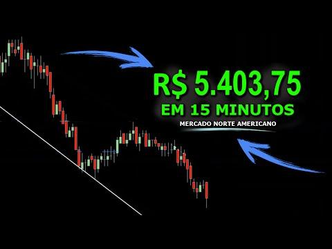🔴 Day Trade Ao VIVO l R$5.403,75 Em 15 Minutos No Mercado de Capitais