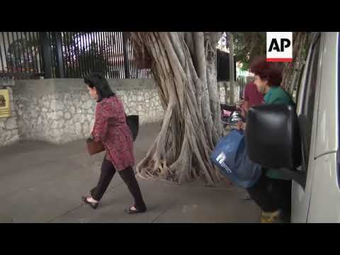 Canada Halving Canadian Staff In Cuba