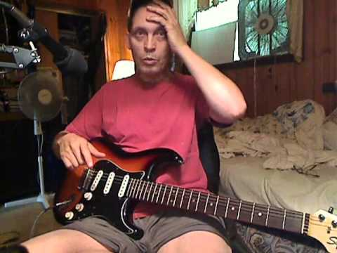 Chasing the Fender Bassman Amp Tone With Single Coils