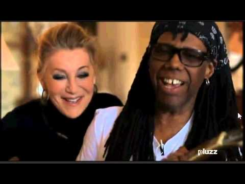 Sheila & Nile Rodgers Spacer : 30 years later