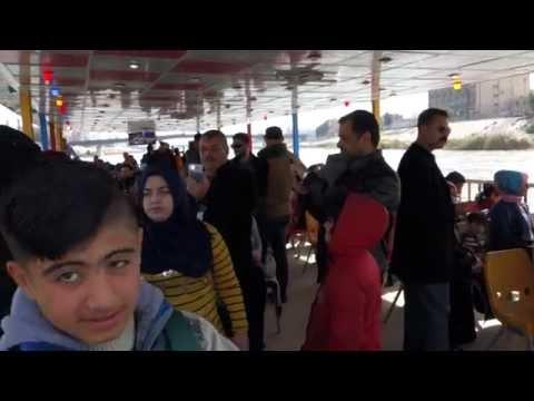 Great #Baghdad boat trip #Iraq