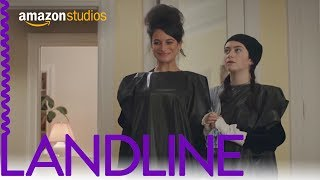 Landline – Official US Trailer   Amazon Studios