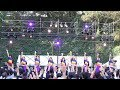 20181020 GANG PARADE(ギャンパレ) SOTETSU LOCK ON MUSIC 2018 in こども自然公園