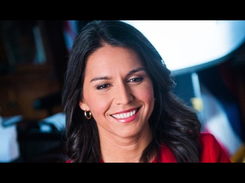 Tulsi Gabbard is Fighting to Bring Back Glass-Steagall