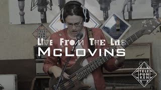 "LIVE FROM THE LAB - McLovins - ""Buildin"