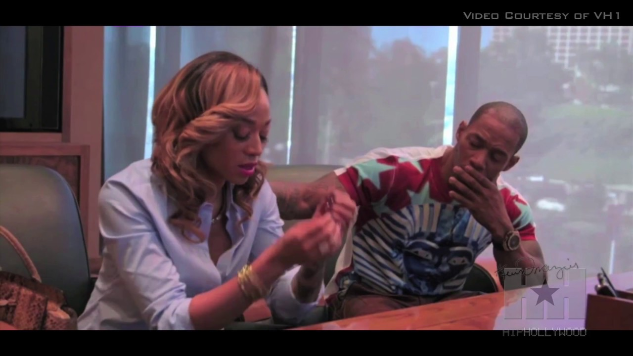 Love And Hip Hop Atlantas Mimi Faust And Nikko Smiths Steamy Sex Tape Hiphollywood Com