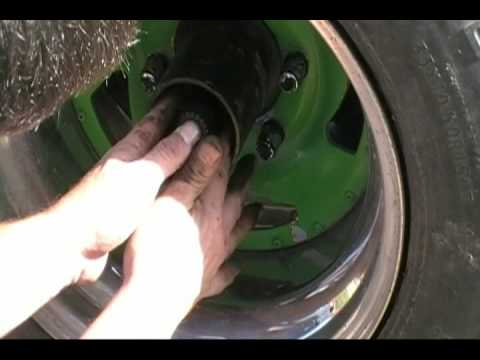 How To Fix 4x4 Truck Front Hub 1984 Chevy Youtube