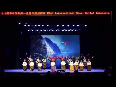 Festival Nusantara 2018 di Wuhan, China - Indonesia Menari