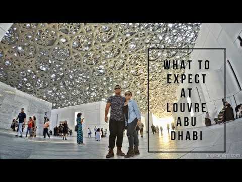 Here's Why You Should See the LOUVRE ABU DHABI