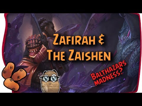 "Guild Wars 2 ""Requiem"" Official Short Story - Zafirah's Past thumbnail"