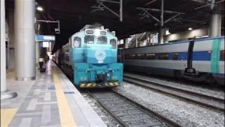 韓国鉄道旅行5 韓国の観光列車に乗ってきました!