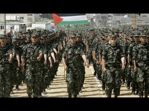 Palestinian Authority Budget 28% for Security Forces - Funded by US
