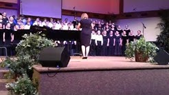 Let Me Know Beauty - SRC All County Chorus 2014 - Middle School Girls