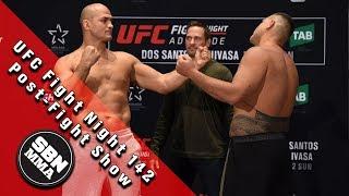 UFC Fight Night 142 'dos Santos vs. Tuivasa' Post-Fight Show