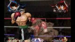 victorious boxers (ippos game for wii)