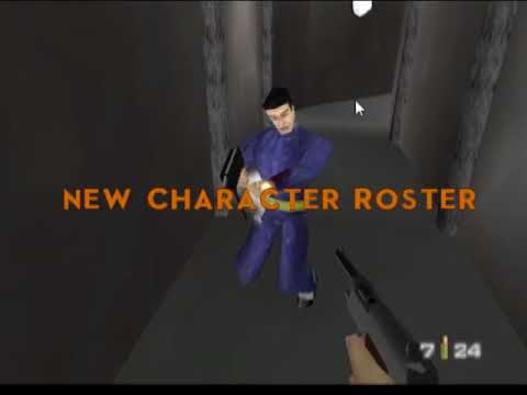 Goldfinger 64 1 0 the total conversion of Goldeneye 64 has