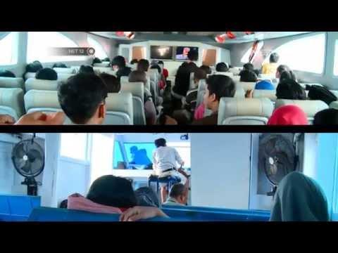 NET12 - Transportasi Kapal Muara Angke Mp3