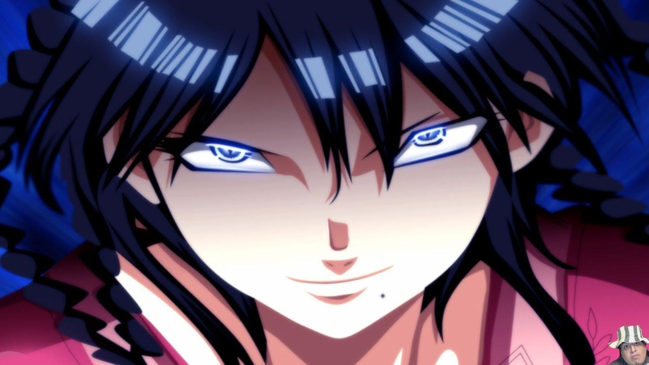 Magi Anime Wallpaper Magi 193 Manga Chapter マギ Review Gyokuen The 5th Magi