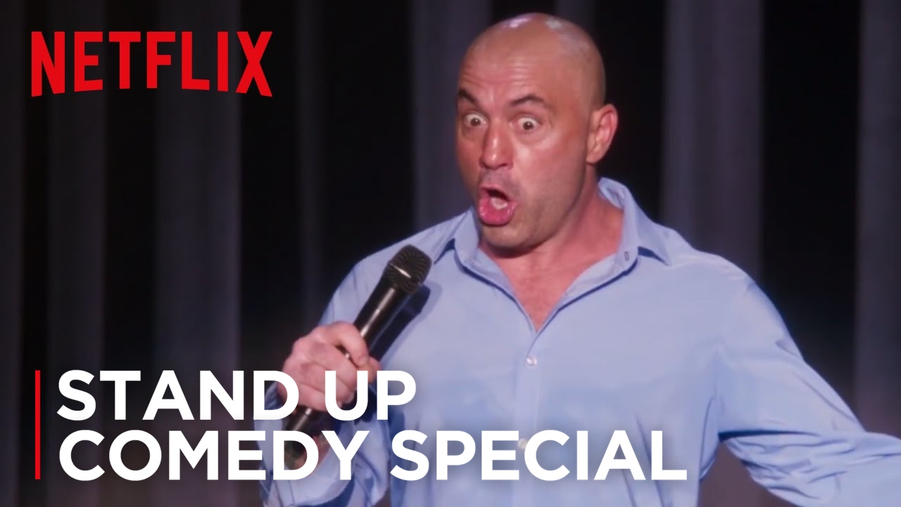 "No ""Triggered"" Warnings For Joe Rogan's New Netflix Special | Decider"