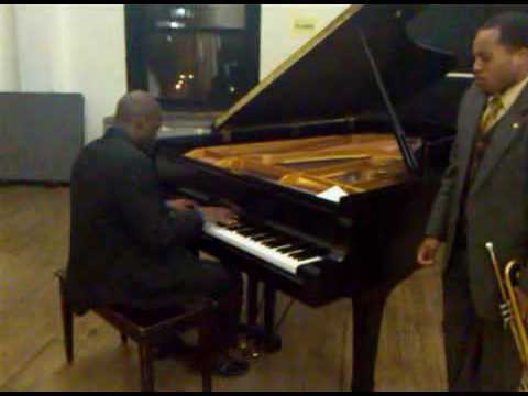 """Sean Taylor & Densen Curwen Play """"Joy Spring""""By Clifford Brown"""