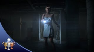 Until Dawn (secret Trophy) The Psycho Path - Attack The Psycho With A Weapon