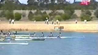 M4- Rowing Olympics Sydney 2000